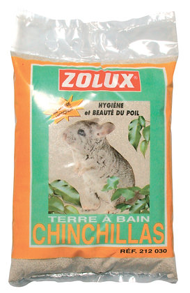 Terre à chinchillas 2kg