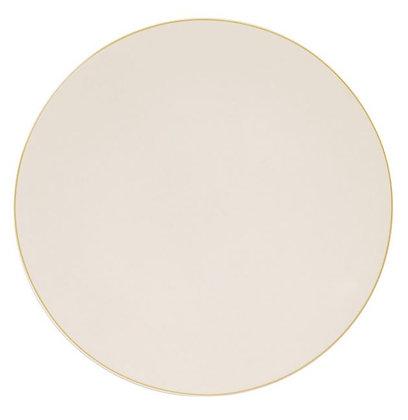 Assiette plate 27 cm lady