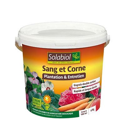 Sang et corne plantation & entretien 4kg