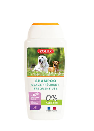 Shampooing usage fréquent 250ml