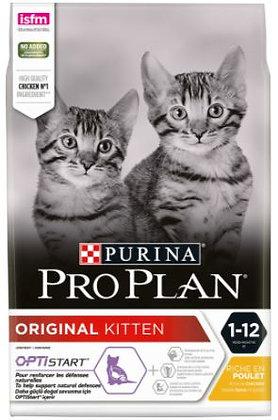 Original Kitten Poulet 1-12 mois 3kg