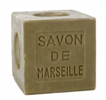 Savon de Marseille vert 400g