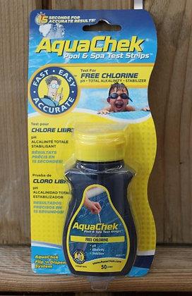 Test pour piscine Aquacheck