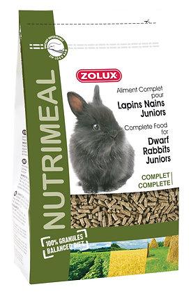 Granulés jeune lapin NutriMeal 800g