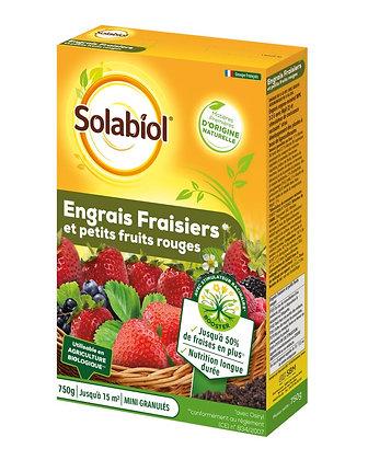 Engrais fraisiers et petits fruits rouges 750g
