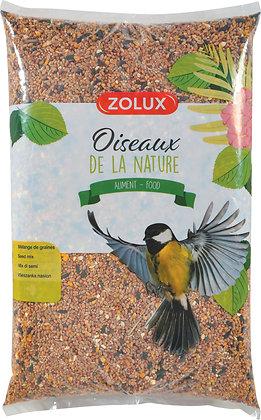 Mélange oiseaux de la nature sac de 5kg