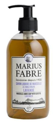 Savon liquide de Marseille Lavande 400 mL