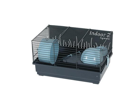 Cage Indoor 2 hamster 40 ciel