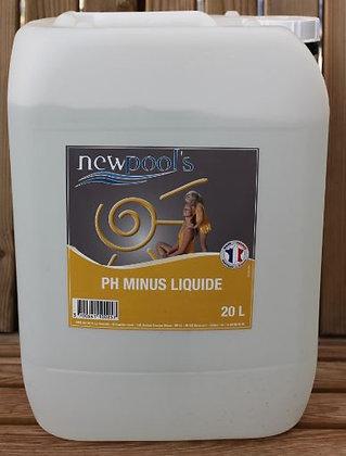 PH moins liquide 20L