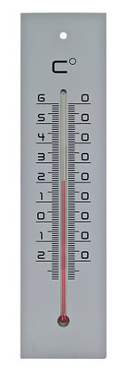 Thermomètre gris