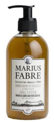 Savon liquide de Marseille Sans parfum 400 mL
