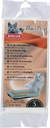 12 sacs de protection - S (43x30x12cm)