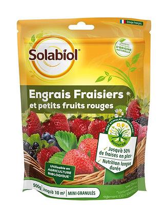 Engrais fraisiers et petits fruits rouges 500g