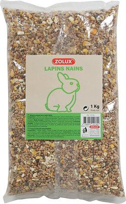 Aliment composé pour lapins lains 1kg