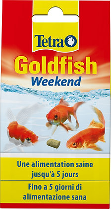 Tetra Goldfish Weekend