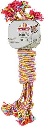 Jouet corde bobine couleur 35cm