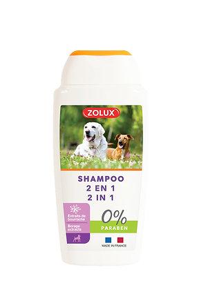Shampooing 2 en 1 250ml
