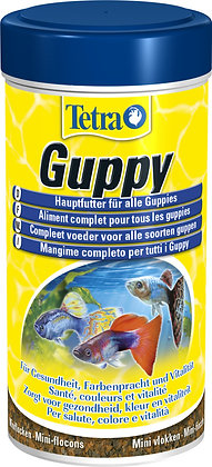Tetra Guppy Mini-flocons 75g/250ml