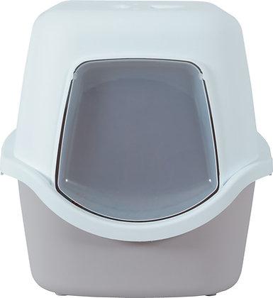 """Maison de toilette """"Cathy Filtre"""" gris rosé"""