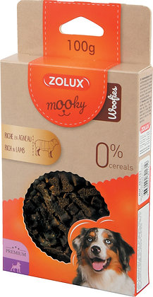MOOKY Friandises chien Woofies Agneau 100g