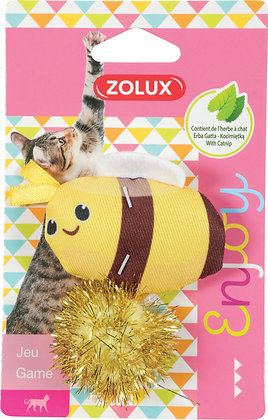 Jouet chat Lovely Abeille