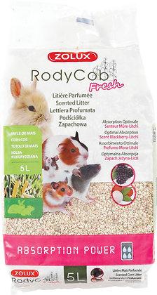 Litière RodyCob Fresh Mûre-Litchi 5 L