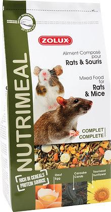 Aliment composé pour rats et souris 800g