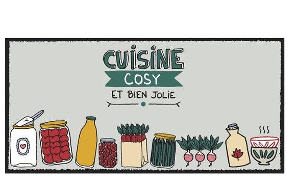Tapis de cuisine apse moments