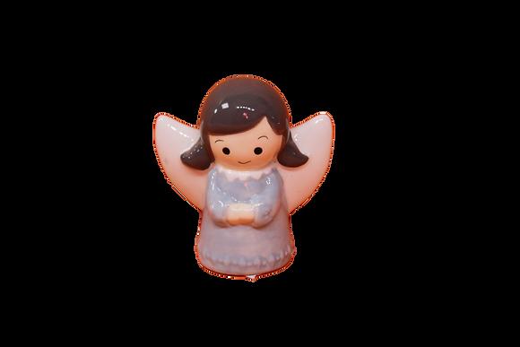 Ange en porcelaine