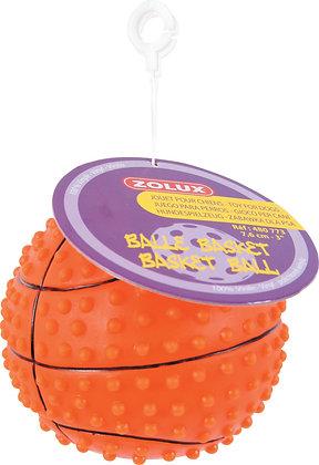 Jouet vinyle balle basket 7,6cm