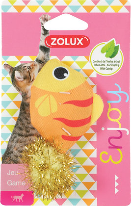 Jouet chat Lovely poisson