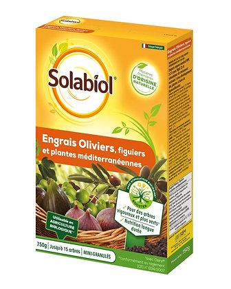Engrais olivier figuiers et plantes méditerranéennes 750g