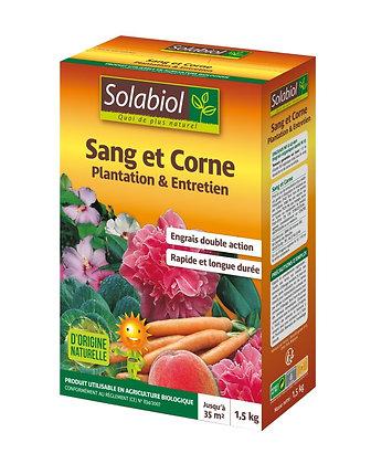 Sang et corne plantation & entretien 1,5kg