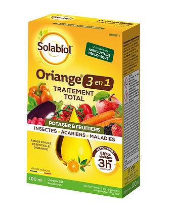 Oriange 3 en 1 Insectes/acariens/maladies 100mL