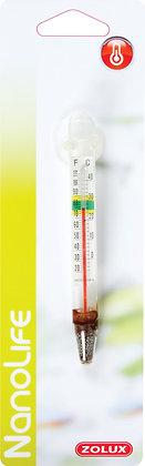 Thermomètre flottant et ventouse