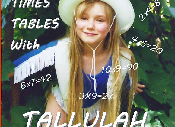 Times Tables with Tallulah