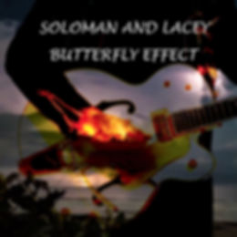 SOLOMAN AND LACEY BUTTERFLY EFFECT SINGL