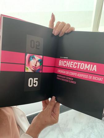 Capítulo Bichectomia escrito pela Profa. Marília livro HOF