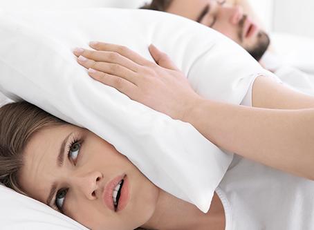 Aparelho intraoral removível trata ronco e apneia do sono