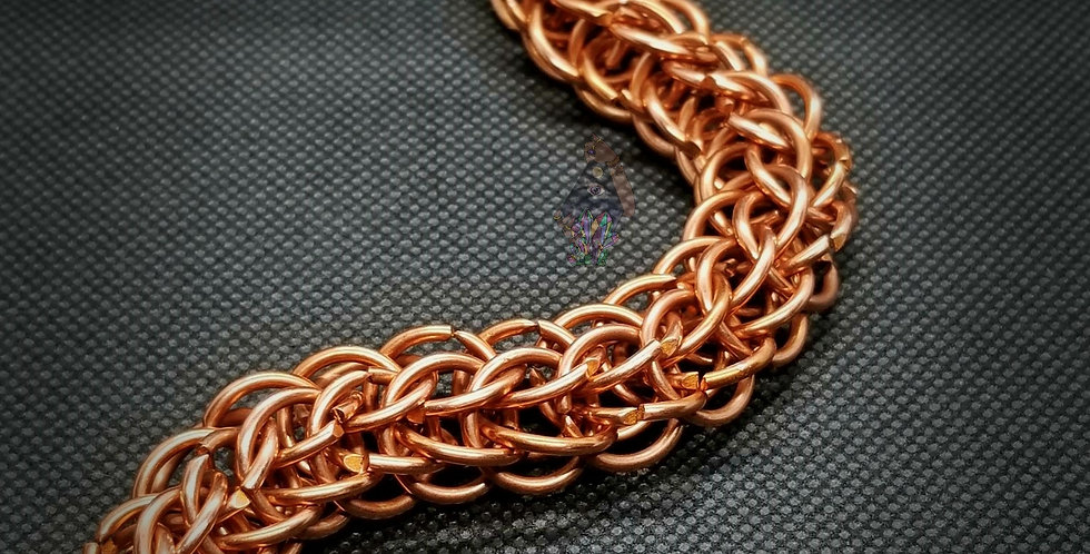 Persian 6 in 1 Copper Bracelet