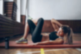 Clinical pilates helps reduce pain and improve posture