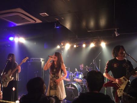 今月ライブ終了!