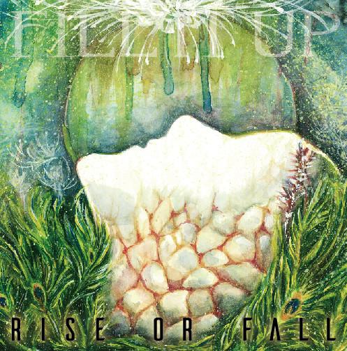 ファーストアルバム「RISE OR FALL」が本日発売されました。お買い求めはイケヤ各店またはディスクユニオンにて販売いたしております。