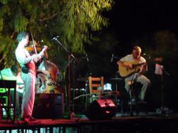 Grèce: festival d'Ikaria