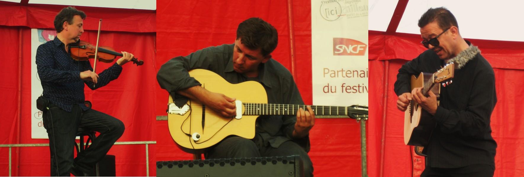 Brest: festival Carnets de voyages
