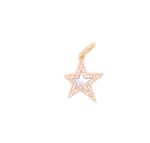 Mini Mother Of Pearl Shooting Star