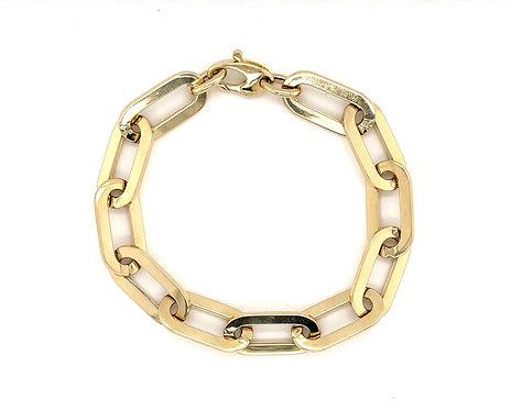 XL Paperclip Bracelet