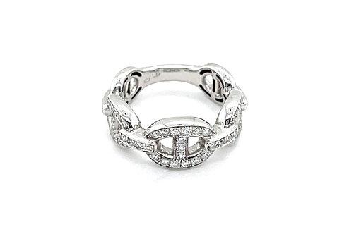 Diamond Mariner Ring