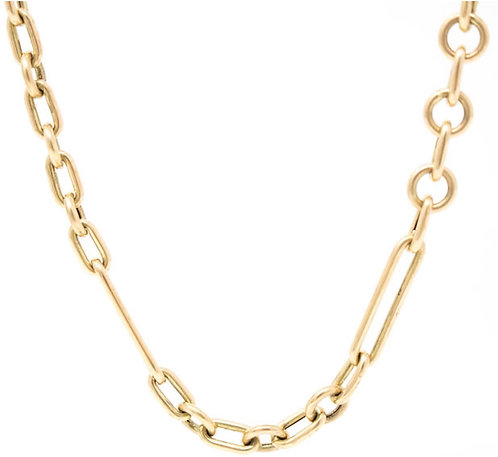 Large Round Oval 5+1 Chain