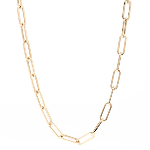 Small Paperclip Chain
